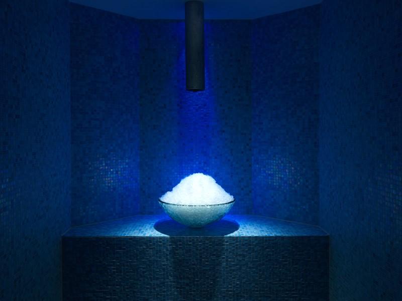 Grotte de glace de l'hôtel Anantara situé à Dubai