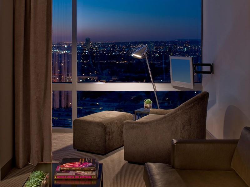 La Suite de l'Andaz West Hollywood à Los Angeles