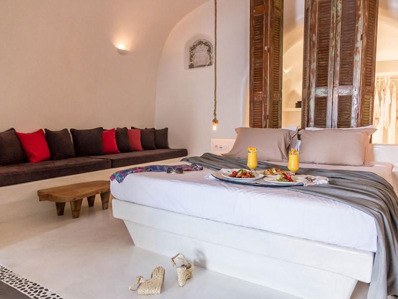 Prestige Suite de l'Andronis Boutique Hotel