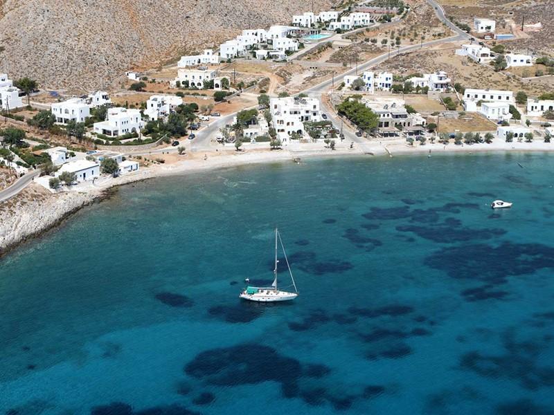 Découvrez l'île de Folegandros