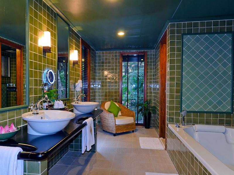 Pool Suite de l'Angkor Village Hotel à Siem Reap
