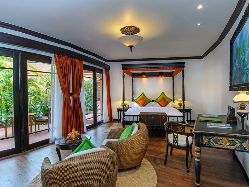 Grand Pool Suite de l'Angkor Village Resort à Siem Reap