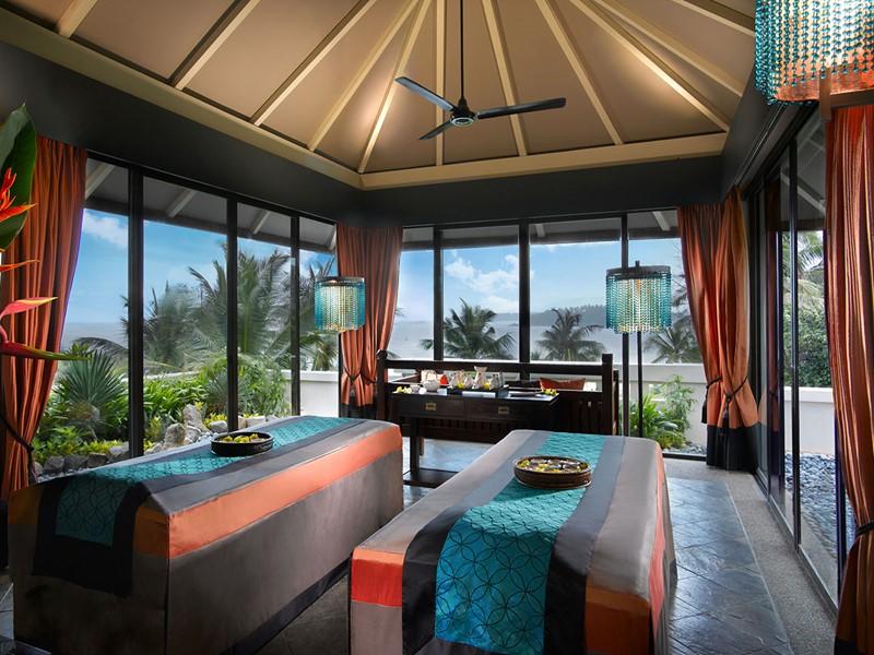 Le spa de l'hôtel 4 étoiles Angsana Resort & Spa