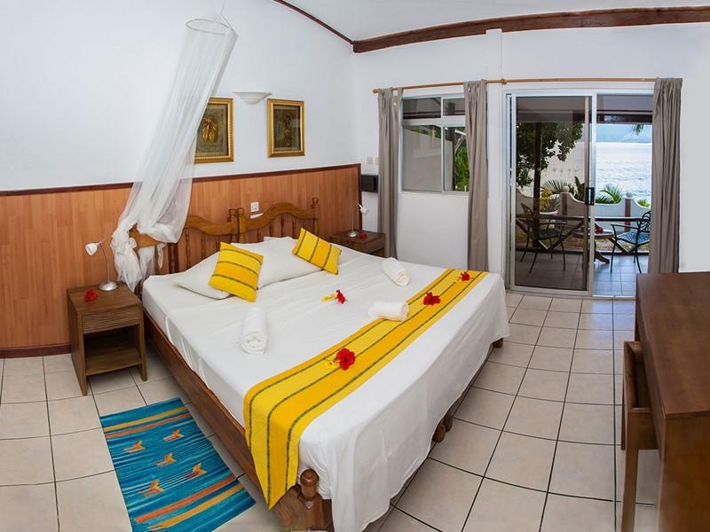 Standard Room de l'hôtel Anse Soleil Beachcomber