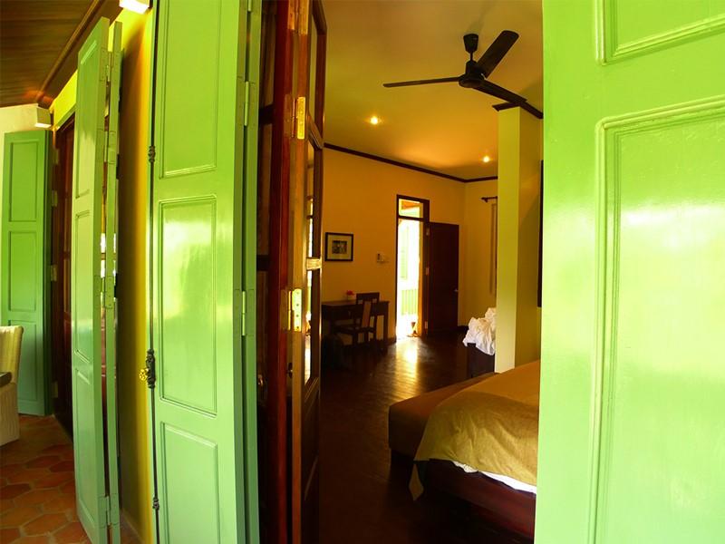 Double Deluxe Room Garden View