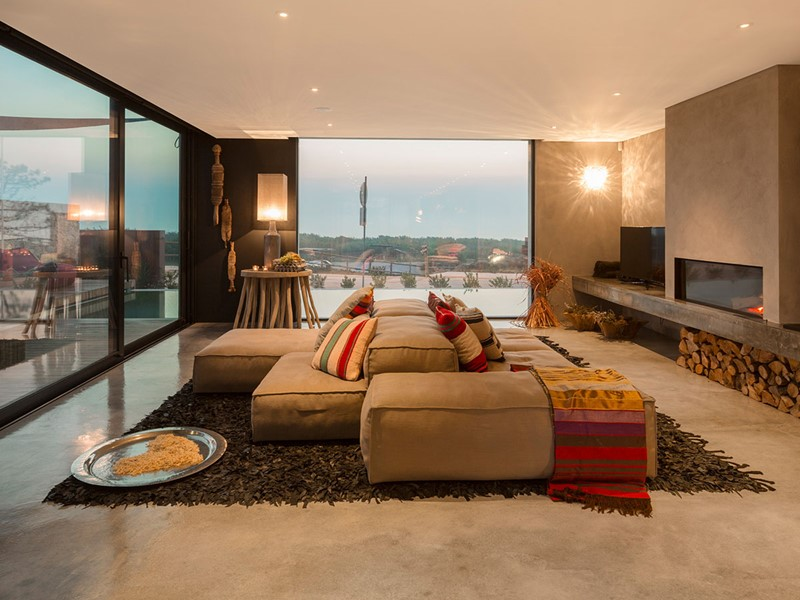 Villa Blue de l'hôtel Areias do Seixo à Lisbonne