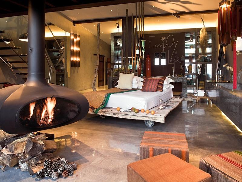 Love Room de l'hôtel Areias do Seixo à Lisbonne