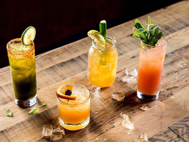 Dégustez des boissons delicieuses à l'hôtel Argonaut