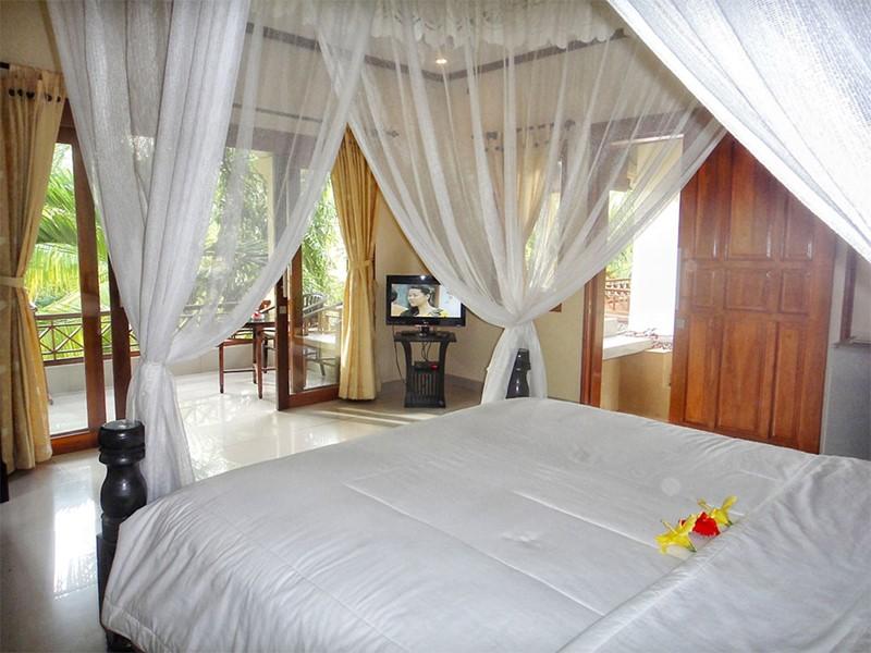 Superior Room de l'hôtel Arya Amed Beach Resort