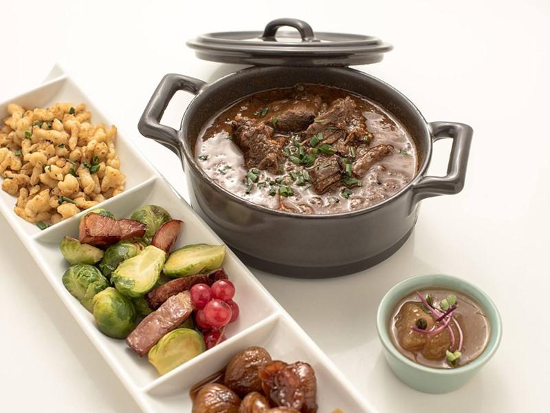 Savourez une délicieuse cuisine portugaise