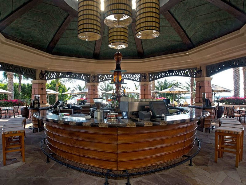 Restaurant The Edge de l'Atlantis The Palm