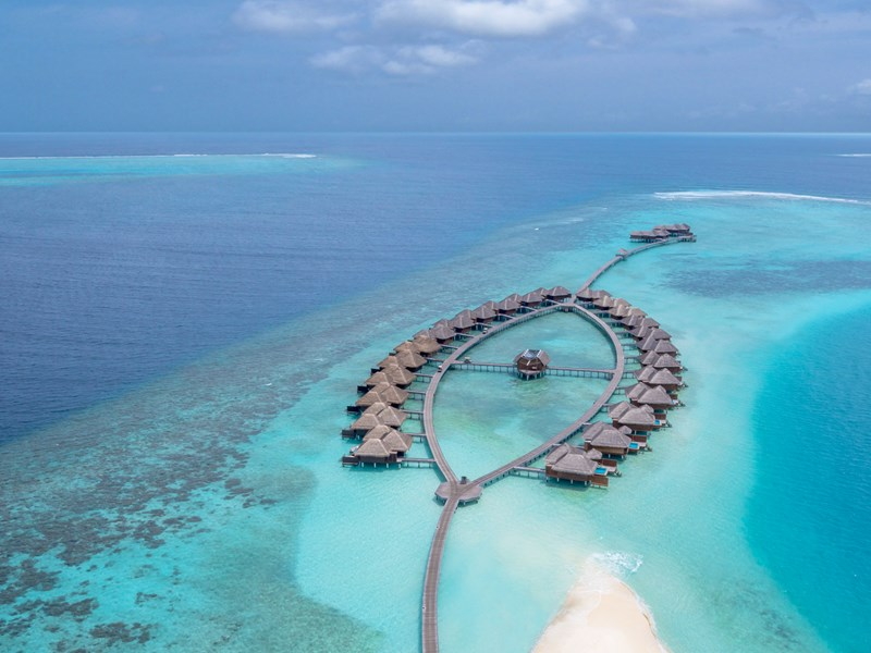 Séjout sur l'Atoll de Malé Nord