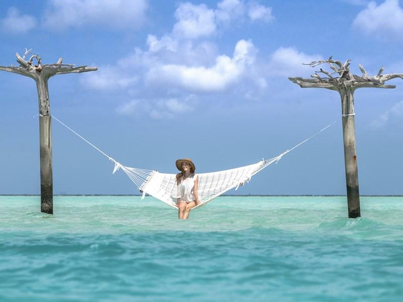 Séjour au coeur de l'Atoll de Malé Sud
