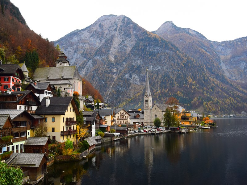 Séjour en Autriche