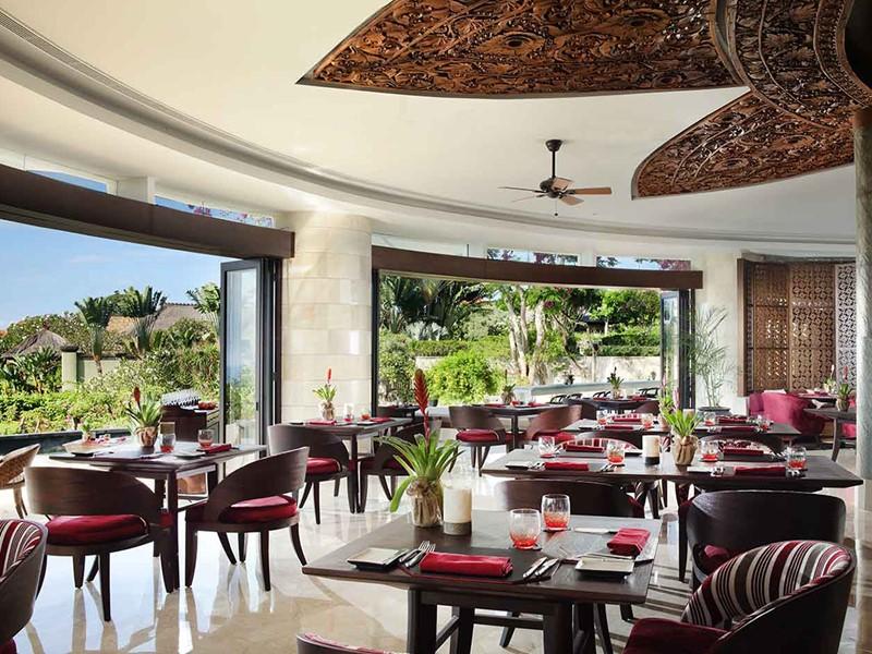 Le restaurant Dava
