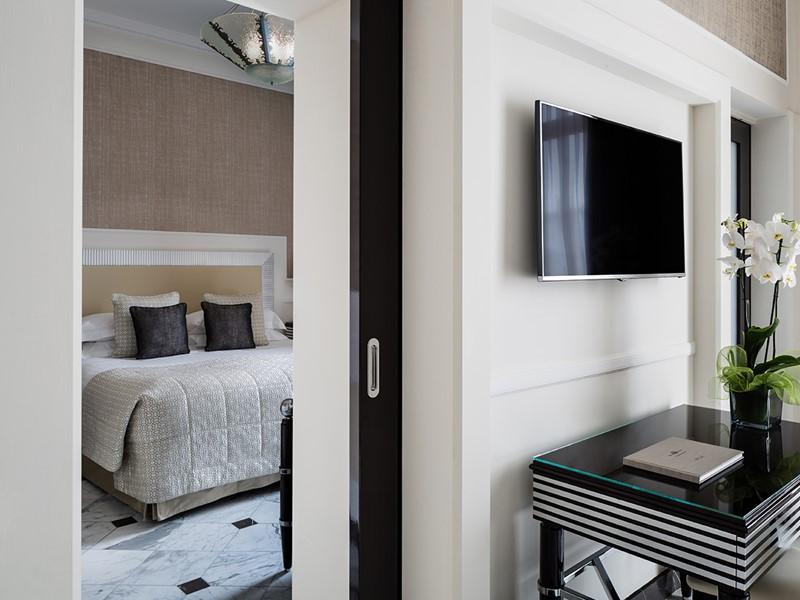 Classic Suite du Baglioni Hotel Regina en Italie