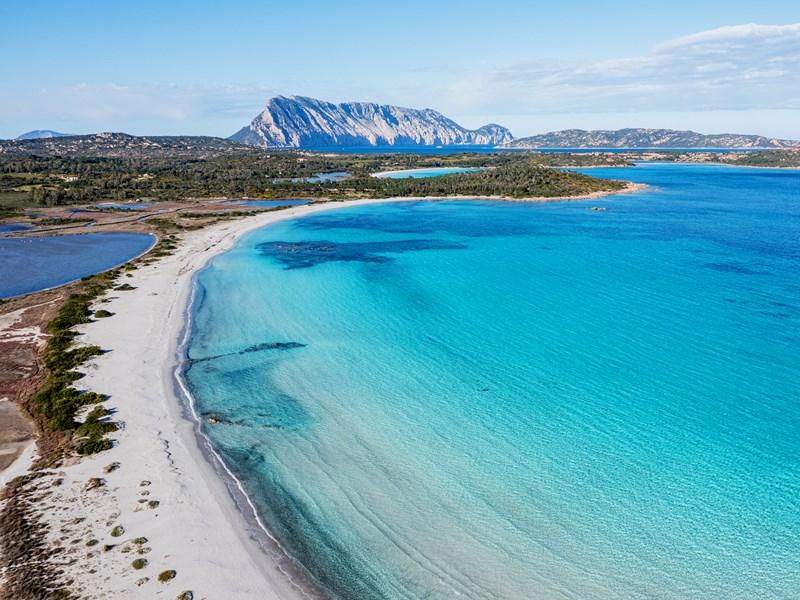 La plage vous offrira un éblouissant panorama