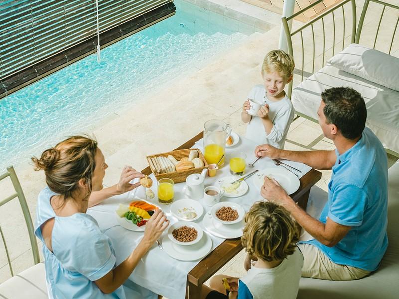 Profitez de moments privilégiés en famille au Bahia Del Duque