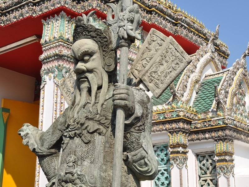 Visitez le Wat Pho