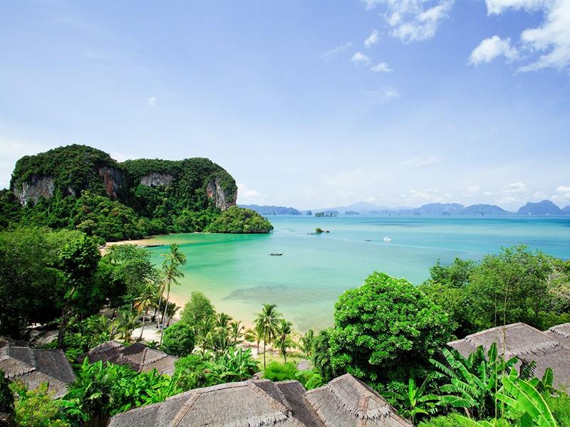 La magnifique île préservée de Yao Noi