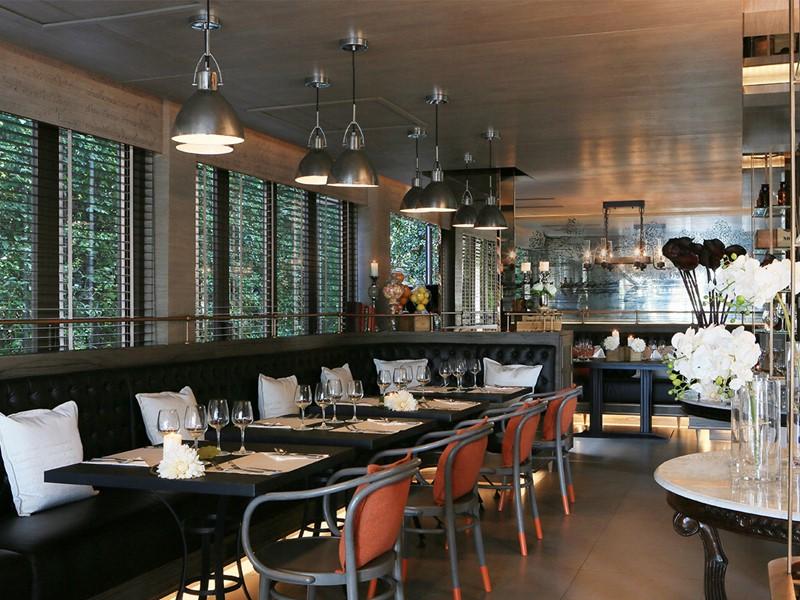 Le restaurant Babble and Rhum à Bangkok