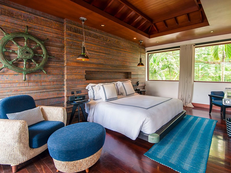Les Two Bedroom Pearl Suites de The Slate Phuket