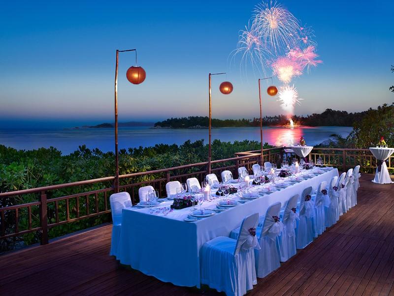Mariage à l'hôtel Banyan Tree à Bintan