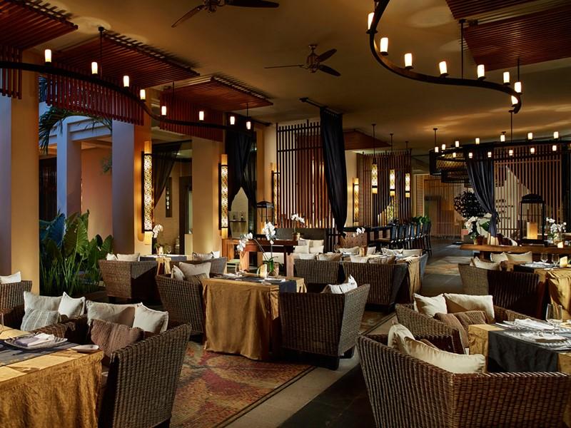 Tamarind Restaurant du Banyan Tree Mayakoba