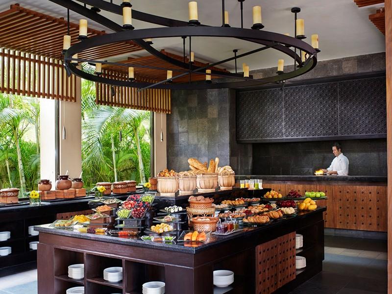 Buffet de l'Oriente Restaurant du Banyan Tree Mayakoba
