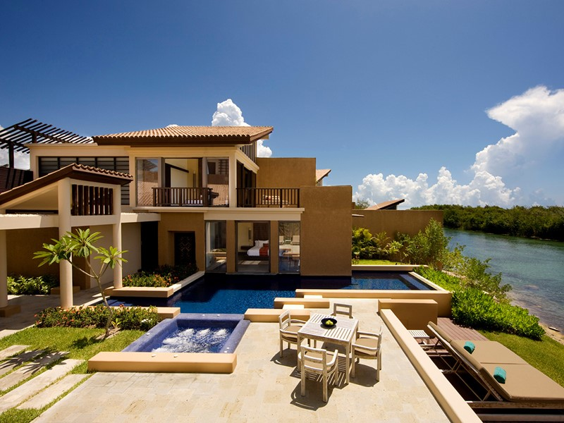 Two Bedroom Pool Villa at The Haven du Banyan Tree