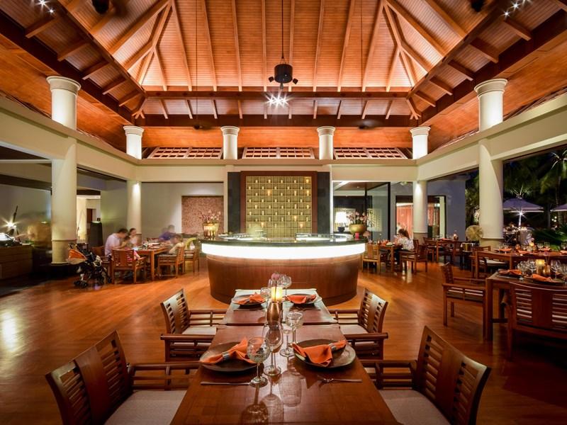 Saveurs asiatiques au restaurant Saffron