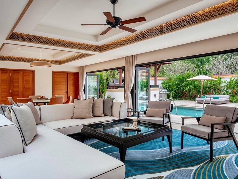 Serenity Three Bedroom Pool Residence