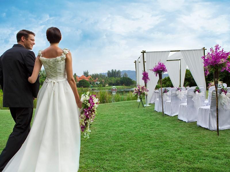 Mariage à l'hôte