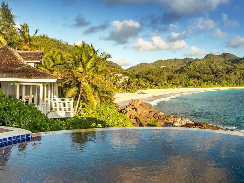 La piscine du Royal Banyan Ocean View Pool Villa