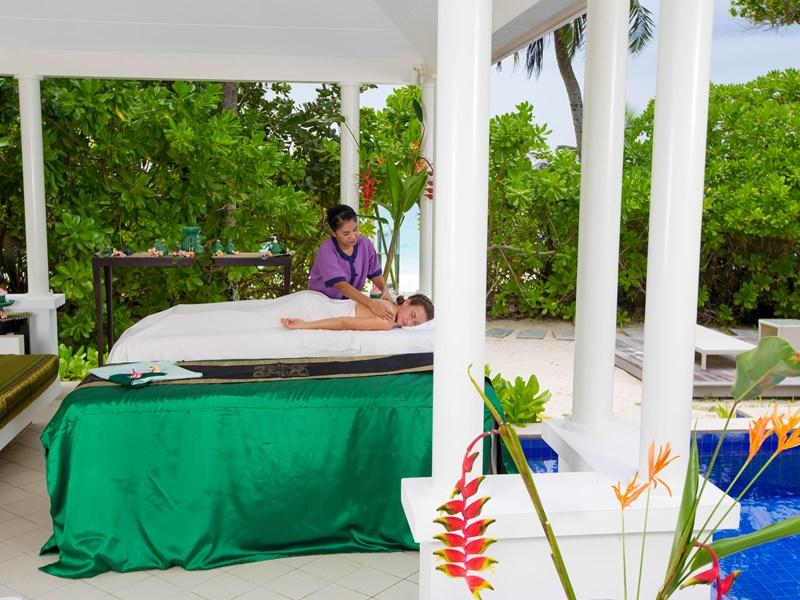 Faites-vous masser au Banyan Tree Spa