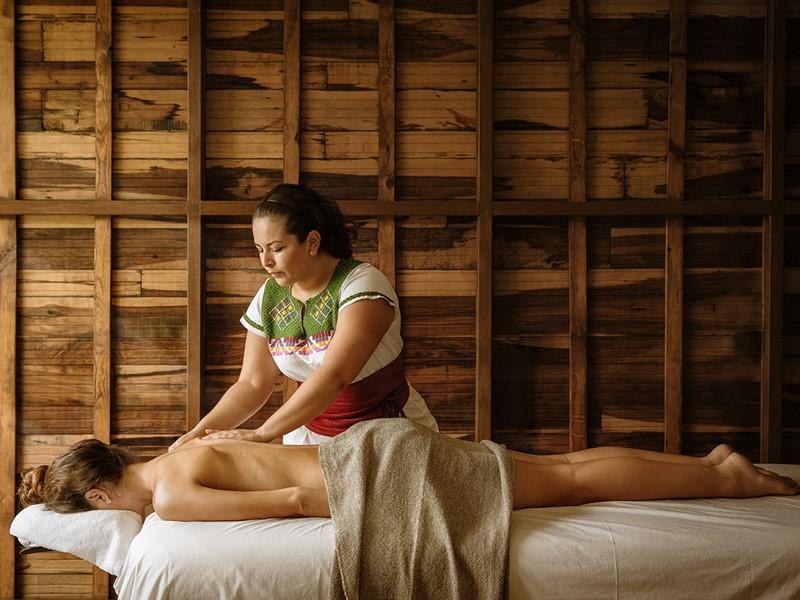 Profitez des somptueux soins du spa du Be Tulum Hotel