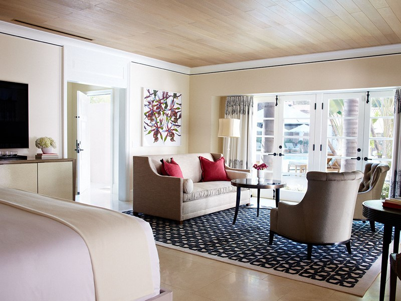 Junior Suite du Bel-Air Hotel à Los Angeles