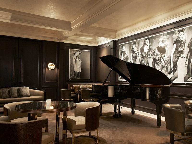 Le bar du Bel-Air vous fera vivre un retour vers l'âge d'or d'Hollywood