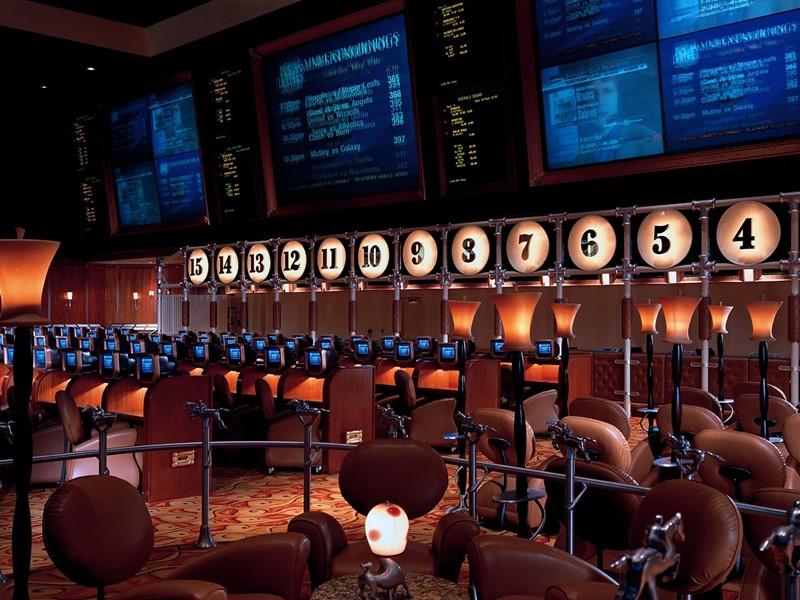 Le mythique casino du Bellagio