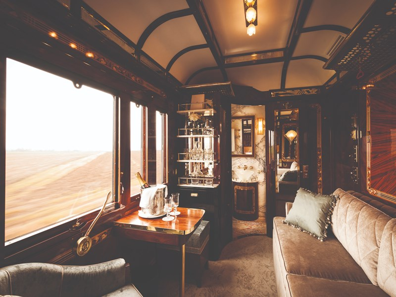 L'experience Orient Express