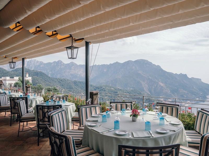Saveurs méditerranéennes au restaurant Belvedere