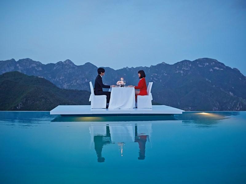 Vivez un dîner romantique