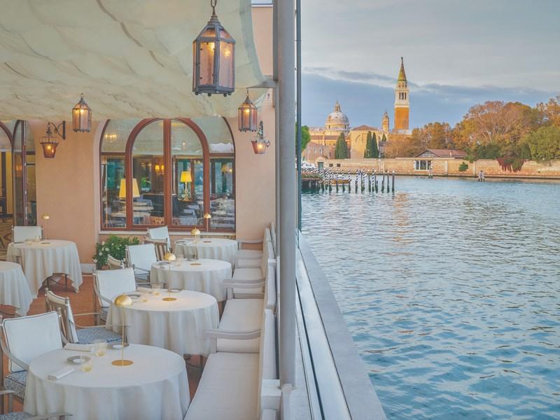 Panorama imprenable depuis le restaurant Oro