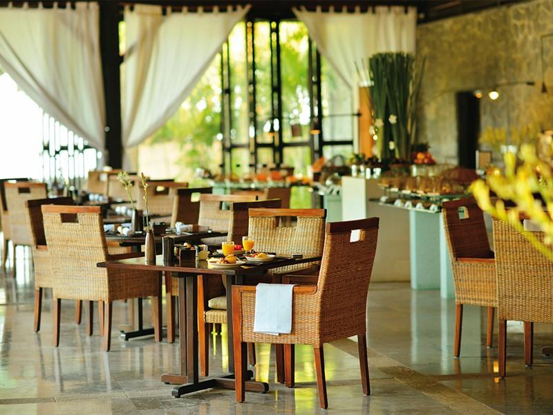 Restaurant Tunjung du Belmond Jimbaran à Bali