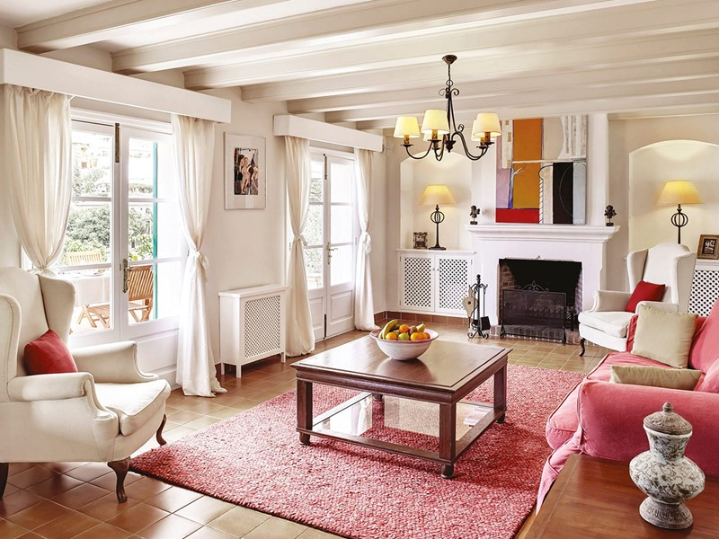 La Villa de l'hôtel Belmond La Residencia à Majorque