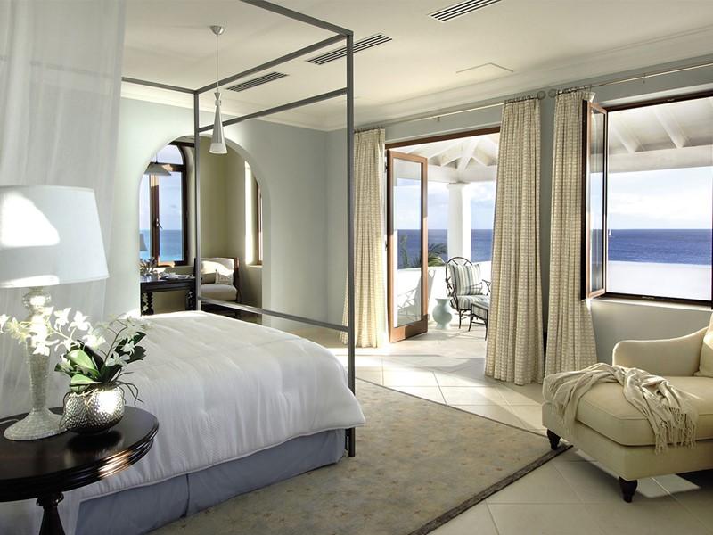 Suite 2 bedrooms de l'hôtel Belmond La Samanna à Saint-Martin