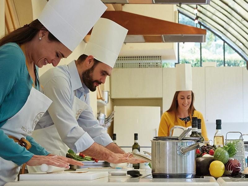 Perfectionnez vos compétences culinaires à l'école de cuisine du Belmond