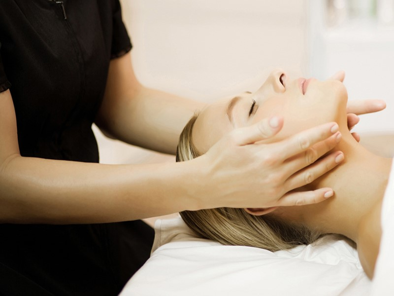 Le spa au soins relaxant du Berverly Hills à Los Angeles