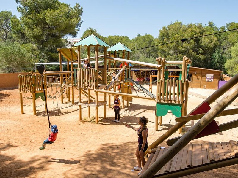 Terrain de jeu pour enfants du Blau Privilege PortoPetro