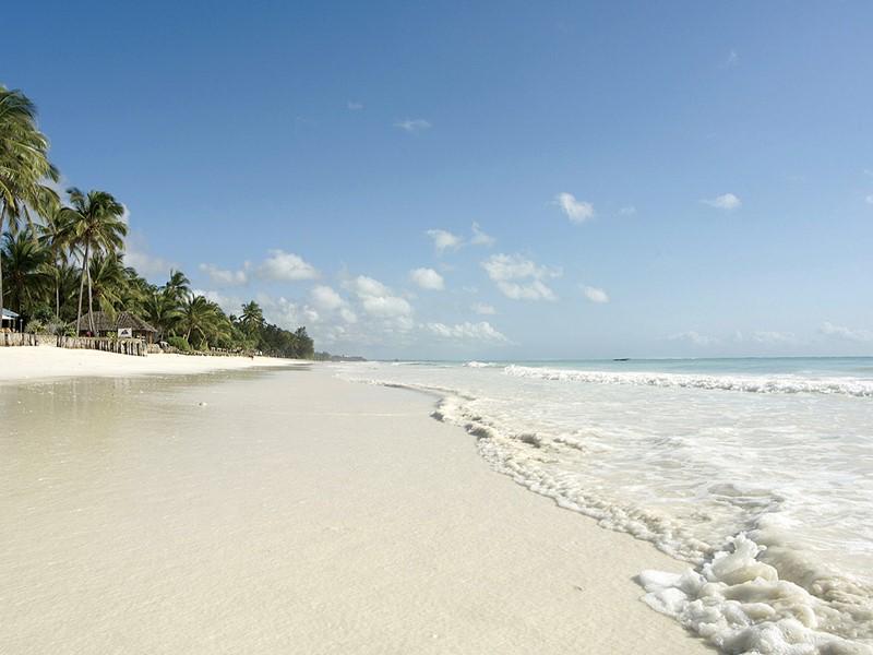 L'une des plus belles plages de Zanzibar